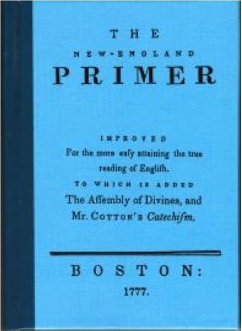 血ローンアクセントThe New England Primer (1777) (English Edition)