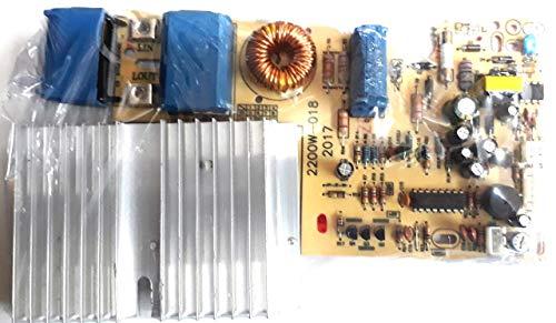Electronics Tek 2200 W Universal Induction Cooker Circuit Board