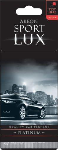 10 X Lufterfrischer Areon Sport Lux Für Zuhause Und Fürs Auto Auto