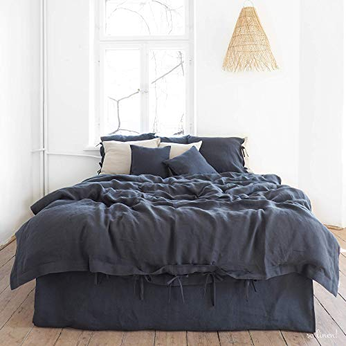 Shop Now For The East Urban Home Washington Single Reversible Duvet Cover Color Blue Red Silver Fabric Microfiber Polyester Size King Duvet Cover Wayfair Ibt Shop