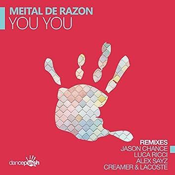 You You (Dancepush Remixes)