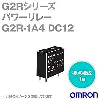 オムロン(OMRON) G2R-1A4 DC12 パワーリレー NN
