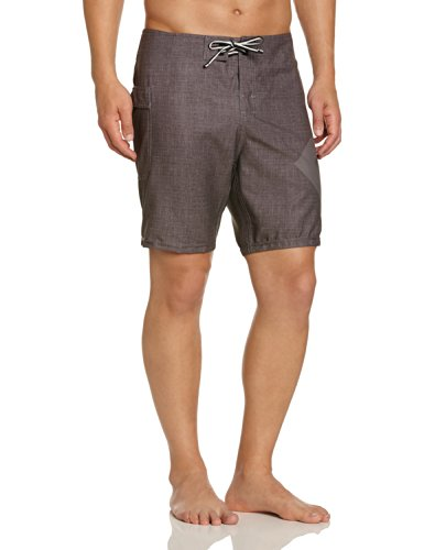 DC Shoes Lanai - Shorts - Homme - Gris (Black Chambray) - Small (Taille fabricant: 31)