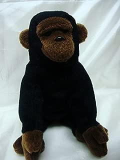 Smartbuy TY Beanie Babies Congo The Gorilla Stuffed Animal Plush Toy - 6 inches Tall