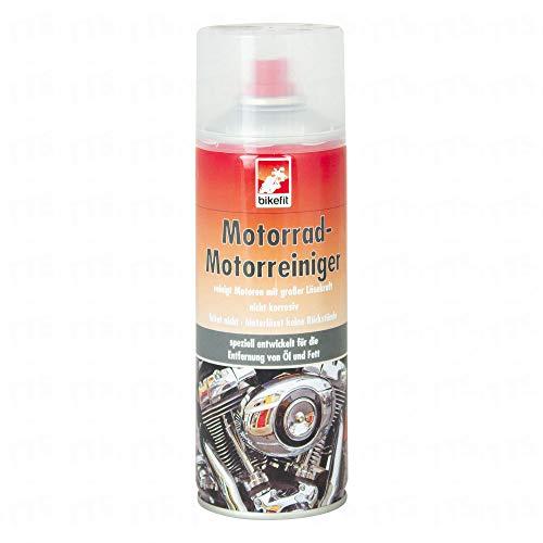 Bikefit Motorrad- Motorreiniger 400 ml Spray