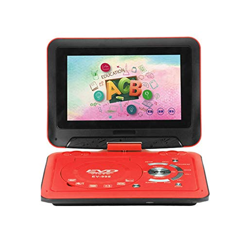 Why Should You Buy YP Portable DVD Players 9.8 Inch, 270 Degree Rotating Screen, Games, Rechargeable...
