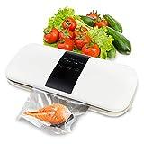 Macchina Sottovuoto per Alimenti Sottovuoto Macchinetta Automatica con Modalità Asciutta ...