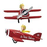"""Le Petit Prince, Figura de """"El Principito"""" en avión, para coleccionar, Enesco"""