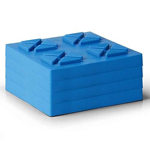 Carbest Universal-Unterlegplatten für Stützböcke oder Stützfüße