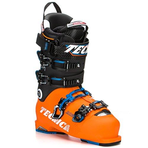 Moon Boot Tecnica Herren Skischuhe orange 27 1/2