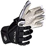 ACACIA Titan Broomball Gloves, Black/White, X-Large