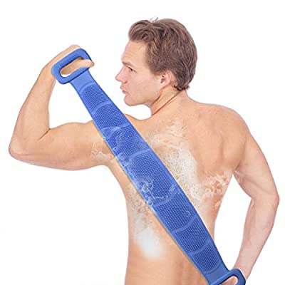 Silicone Back Scrubber for