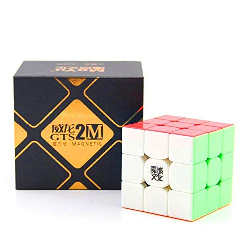 MoYu WeiLong GTS V2 M (WCA World Record Edition) Stickerless