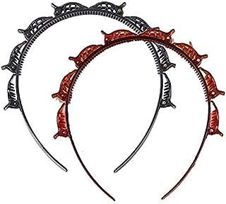 Yousir 2 stuks Double Bangs kapsel haarspeld haarspeld pony clip haarspeld haarspeld haarspeld hoofddeksel haaraccessoires...