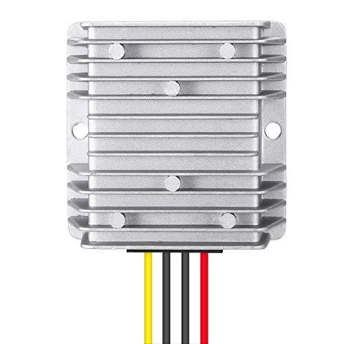 EBL Golf cart Voltage Regulator Power Converter DC 48V to 12V 20A 240W Reducer Waterproof Transformer for Precedent Cart Club Car