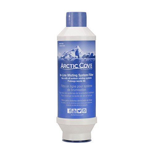 "Arctic Cove 3/8"" in. In-Line Misting System Filter"