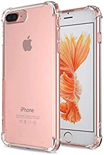 iPhone 7 Plus Case, iPhone 8 Plus Case, Matone Apple iPhOne 7/8 Plus Crystal Clear Shock Absorption Technology Bumper Soft...