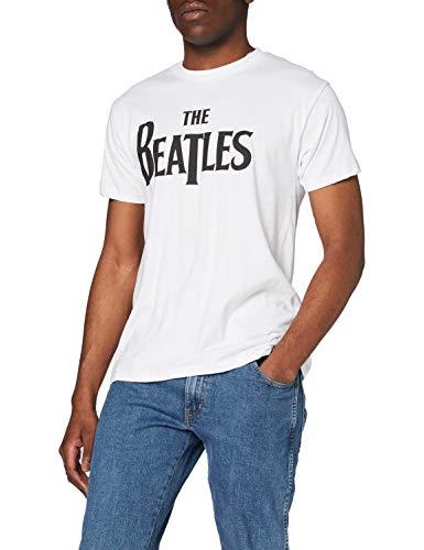 Unknown Drop T - Camiseta Manga Corta para Hombre, Color Blanco, Talla M