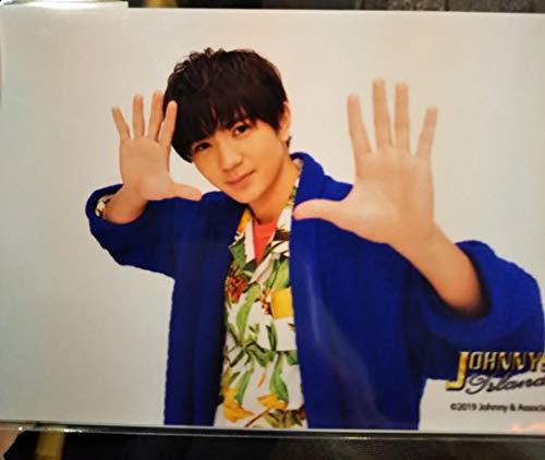 高橋優斗 オリジナルフォトセット ジャニアイ HiHi Jets 2019 King&Price JOHNNYS' IsLAND