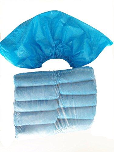 CPE Einweg-Schuhüberzieher für Stiefel, 3 g pro Packung, 20 x 100 Packungen
