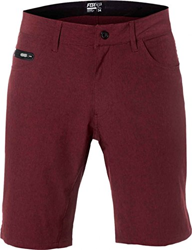 Fox Machete Tech Short Dark Red