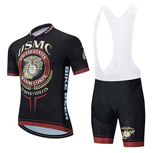 marine corp cycling jersey - 3