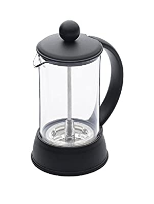 KitchenCraft Le'Xpress 3 Cup Cafetiere French Press Coffee Maker with Polycarbonate Jug, Plastic