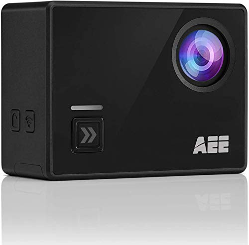AEE Waterproof Sports Action Camera, 16MP Underwater 40M Waterproof Photography Camcorders 1.8 inch for Sport or Travel Video,64GB Storage and Mounting Accessories Kit