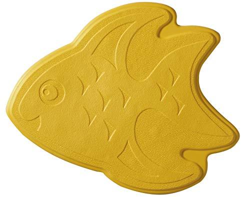 Ridder Mini Dusch- und Wanneneinlage XXS Fische gelb -