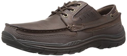 Skechers Expected Gembel Shoes – Leather (for Men)