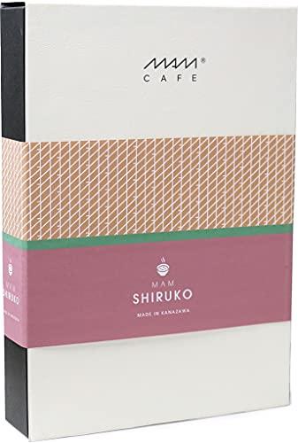 MAM SHIRUKO SET 02 汁粉セット 即席しるこ あずき×2 ほうじ茶×2 抹茶×2 石川県産