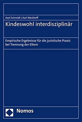 Kindeswohl Buch