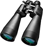 Barska AB10592 Gladiator 20-100x70 Zoom Binoculars with Tripod Adaptor for Astronomy & Long Range Viewing , Black