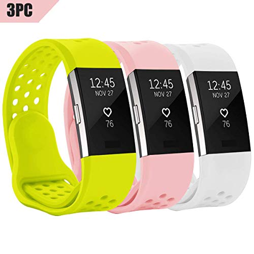 Yometome Fitbit Charge 2 Fitnessarmband