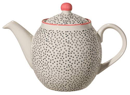 Bloomingville Teekanne Cécile, Keramik