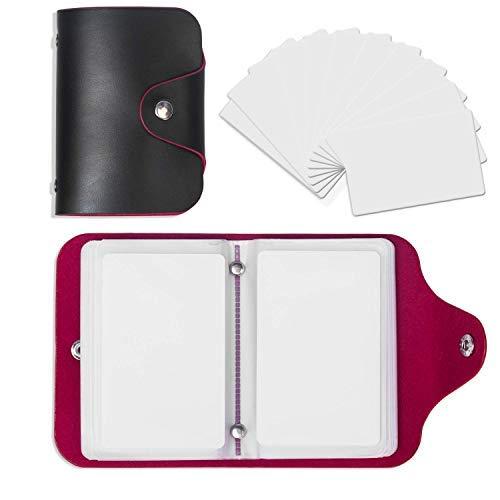 Timeskey NFC Card 23 Stück NFC Tags NTAG215 ISO PVC NFC Karte Kompatible Mit Amiibo TagMo Für die Herstellung Von Zelda, 22 Stück Set Mit Kartenhalter(22 Stück +1 Stück Bonus Karte)