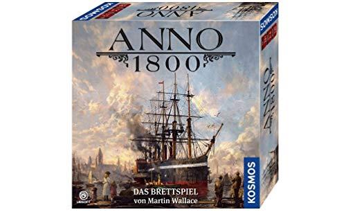 Kosmos -   680428 Anno 1800,