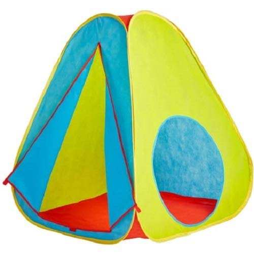 Worlds Apart Pop-Up Tent Pop-Up Tent, Blue
