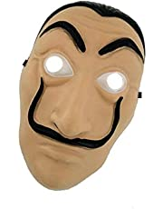 Anime Mask La Casa De Papel Card House Dali Mask for Halloween Party Cosplay Show Props