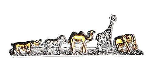 Inconnu pince à cravate zoo