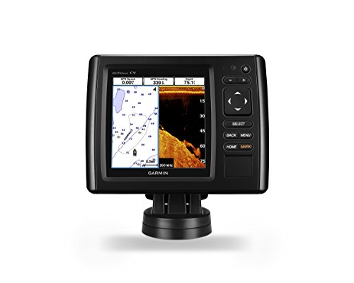 New Garmin echoMAP CHIRP 54cv with transducer, 010-01799-01