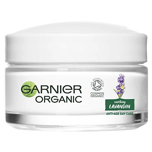Garnier Organic Lavandin Anti Age Day Cream, 50ml
