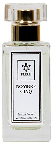 NOMBRE CINQ - Eau de Parfum pour Femme/Flacon Vaporisateur Spray, 30 ml