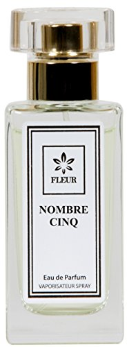 Nombre Cinq Parfüm Damen Body Spray Eau de Perfume for Women Parfumzerstäuber: 30 ml Vaporisateur, Damen-Duft