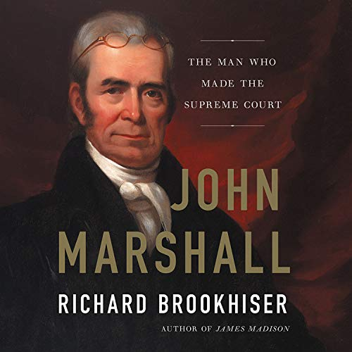 John Marshall  By  cover art