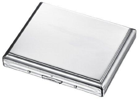 Powerfiller Stahl Zigaretten-Etui Zigaretten-Box