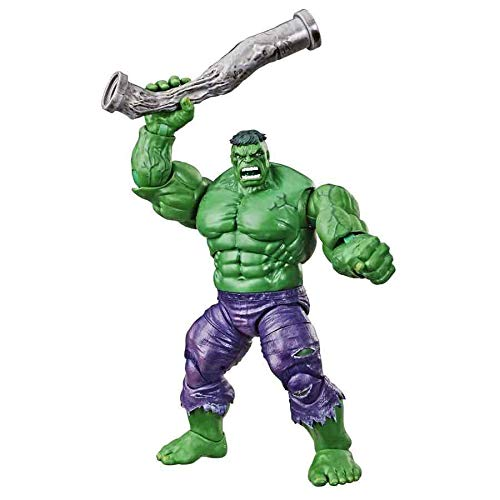 Hasbro-Vin Green Hulk Figura 18 Cm Marvel 80
