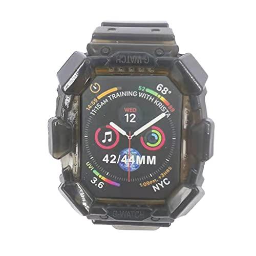 Compatible con relojes inteligentes Watch6/1/2/3/4/5, correas ajustables, correas de una sola pieza, resistentes al sudor, pulseras resistentes al agua, herramientas personalizadas