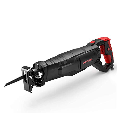 Sierra Sable Meterk 850w 0-2800SPM Velocidad Variable con 2