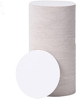 BAR DUDES Paper Coasters 100 Pack - 3.5